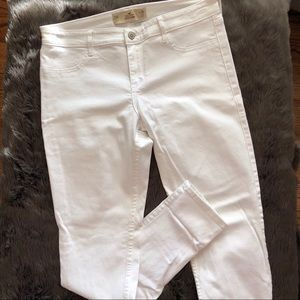 New Without Tags White Skinny Jeans - Hollister 11
